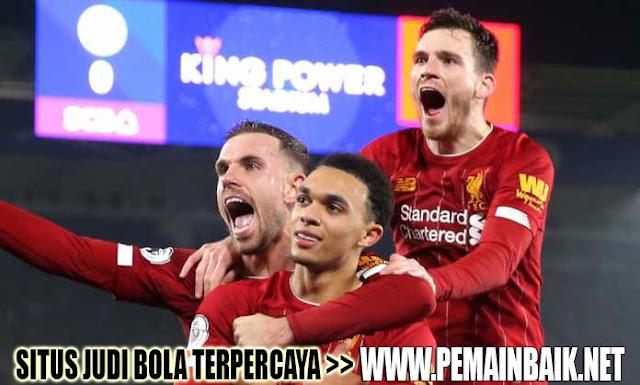 Liverpool Hajar Leicester Dan Cetak Rekor Di Boxing Day