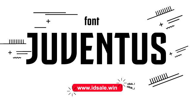 Download Font JuventusFans.ttf