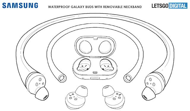 قد تتيح لك براءة اختراع سامسونج استخدام Galaxy Buds تحت الماء