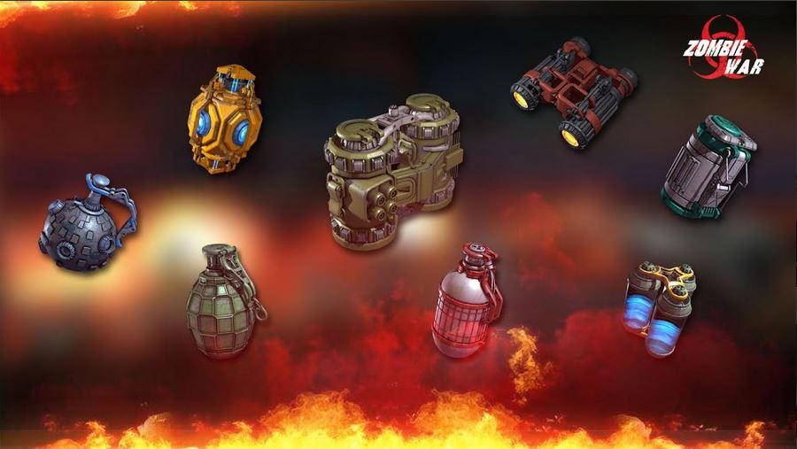 Download Zombie Defense Shooting MOD APK 2
