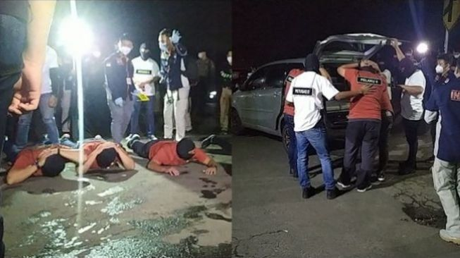 TKP Kecelakaan Terduga Polisi Pelaku Unlawful Killing FPI Dinilai Banyak Kejanggalan, Begini Kata Polri