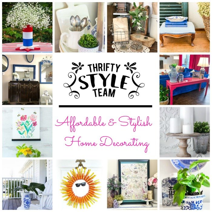 Thrifty Style Team projects for May