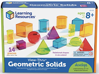 Learning Resources Geometric solids