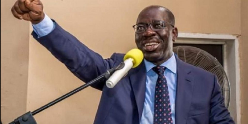 BREAKING: Obaseki Officially Joins PDP