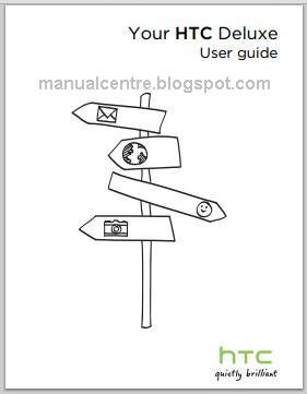 HTC Deluxe Manual