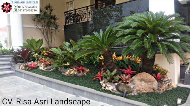 Tukang Taman Gresik | Jasa Desain & Pembuatan Taman