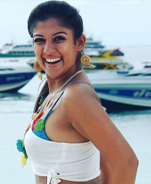 Indian Actress Nayanathara Photos