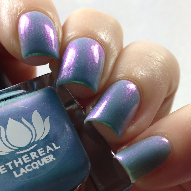 Ethereal Lacquer-Chakra