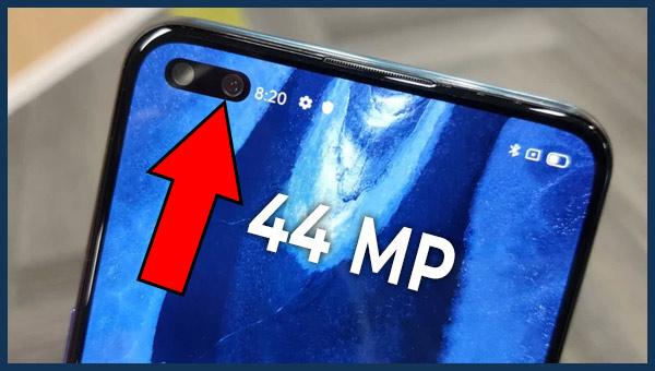 ظهور أول هاتف في العالم بكاميرا أمامية بدقة 44 ميغابيكسل! من أي شركة هذا الهاتف ؟؟