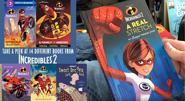 Incredibles 2 Book Review