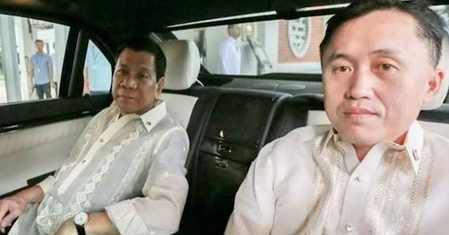 """""""Bato""""dela Rosa nagsinungaling: hindi sinuntok ng Pangulo ang pader sa Palasyo ayon kay Bong GO."""