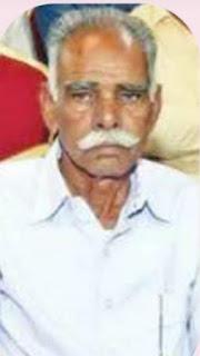 ग्राम बुलगारी में भारत सिंह राणावत रावले साहब का निधन
