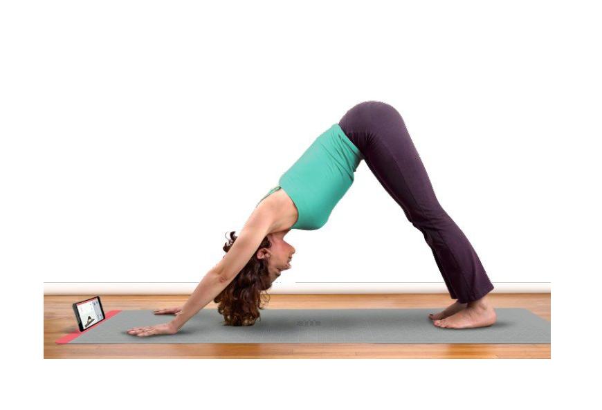 su dung cong nghe de hoc yoga
