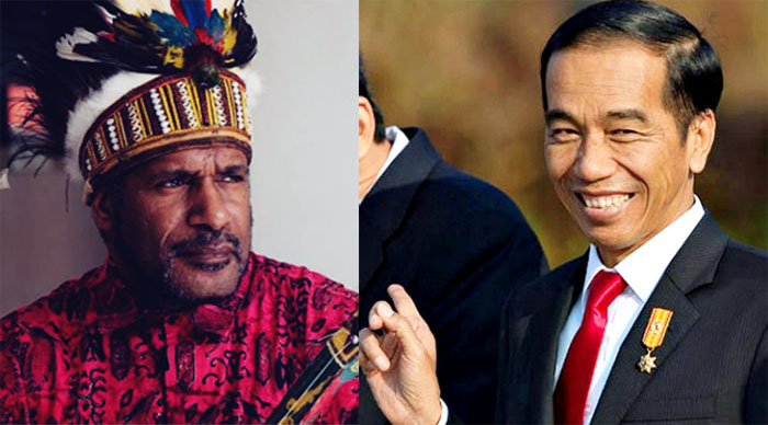 Protes Labelisasi Teroris KKB Papua, Benny Wenda Tawarkan Jokowi Solusi Ini