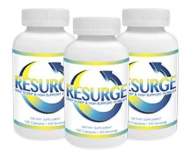 Resurge Review  Deep sleep & weight loss supplement - The Truth Here