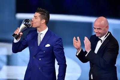 Cristiano Ronaldo won the Champions League, Club World Cup and European