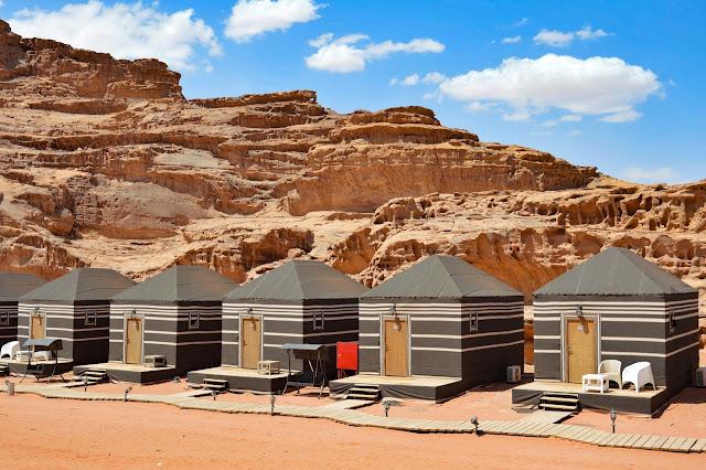 mazayen camp wadi rum jordan
