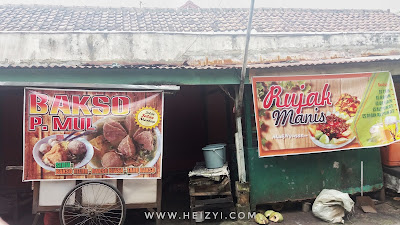 Wisata Kuliner Bakso Pak Moel Jalan Dr. Soetomo I Jember