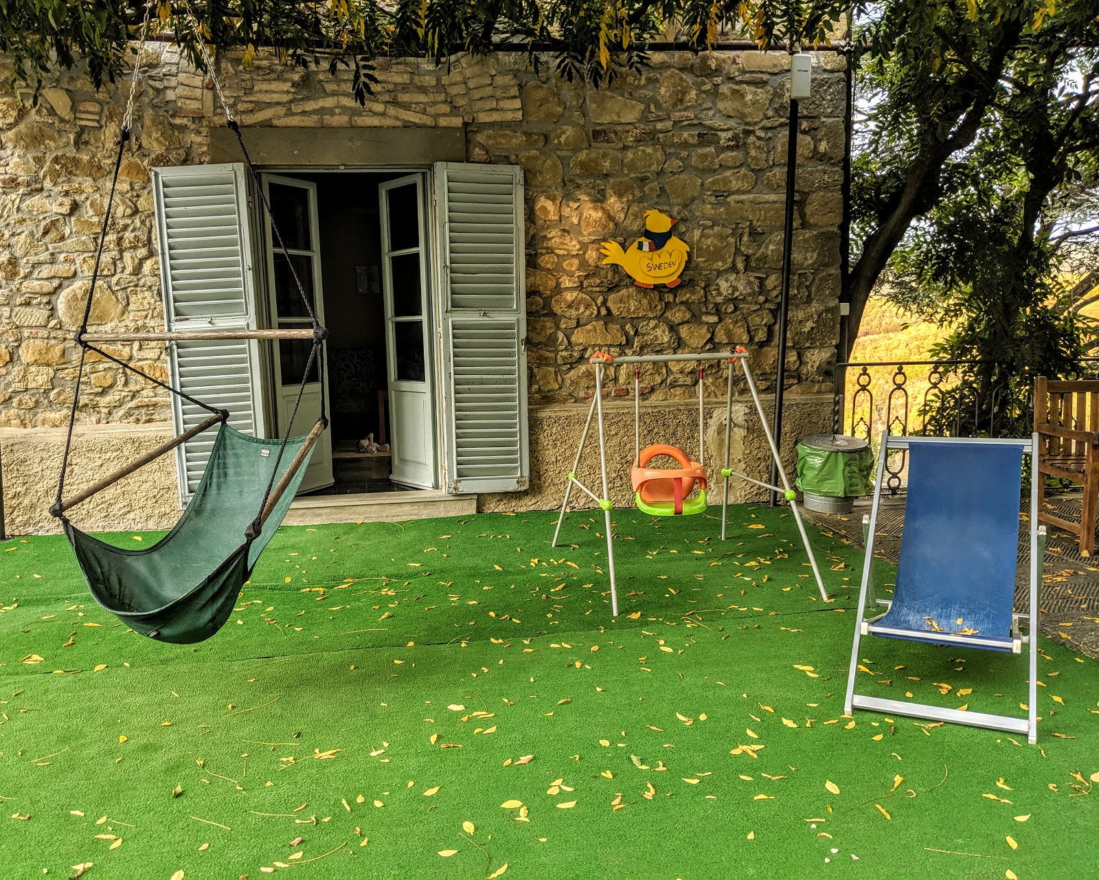 Facilities for Younger Children at Villa Pia