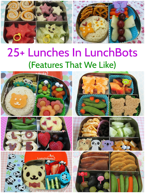 25+ Lunches In LunchBots & Features That We Like