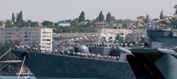 Rusia rechaza resolución de Tribunal del Mar sobre Ucrania