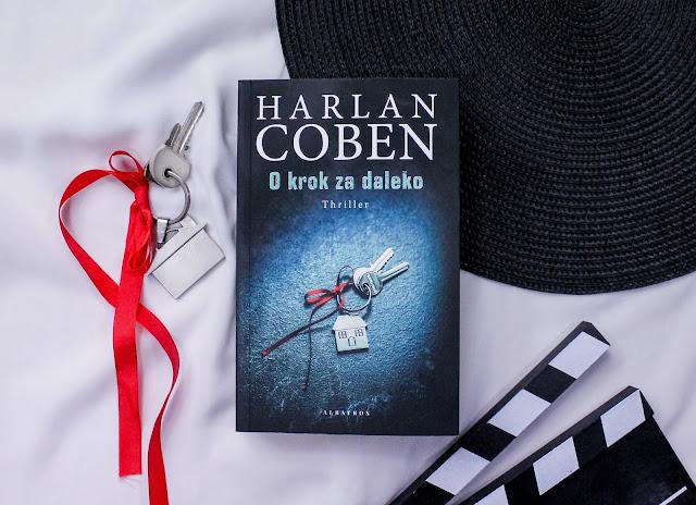 """""""O krok za daleko"""" Harlan Coben"""