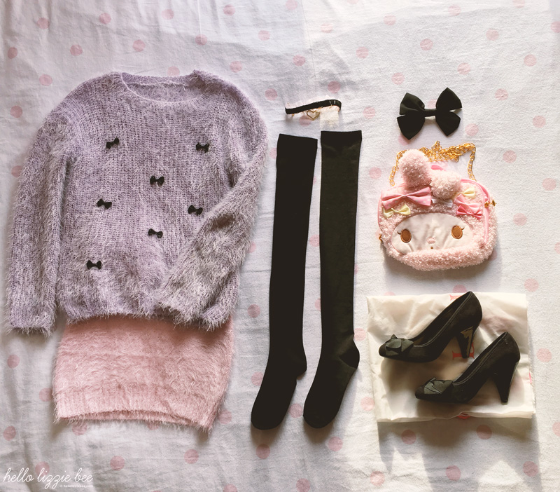 kawaii pastel outfit