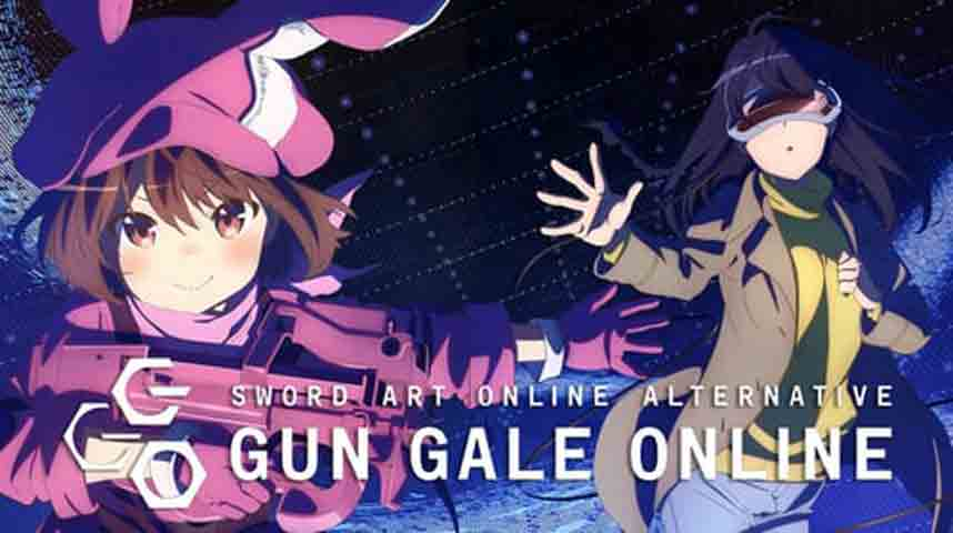 Sword Art Online Alternative: Gun Gale Online BD (Episode 01 - 12) Subtitle Indonesia