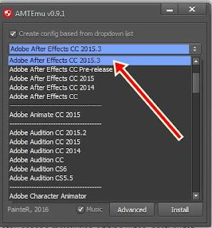 Instal Adobe After Effect CCFull Version