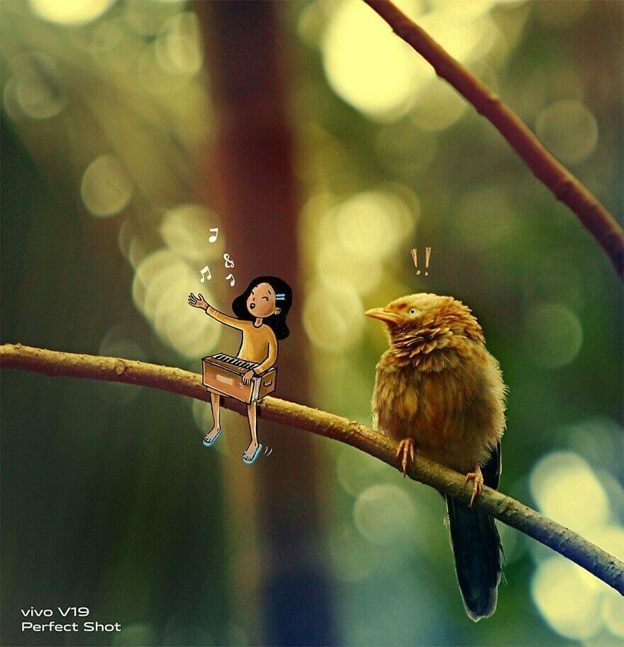 04-A-duet-with-a-bird-Vimal-Chandran-www-designstack-co