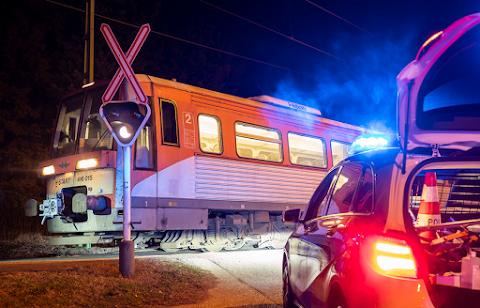 Gyalogost gázolt a vonat Kiskunmajsánál