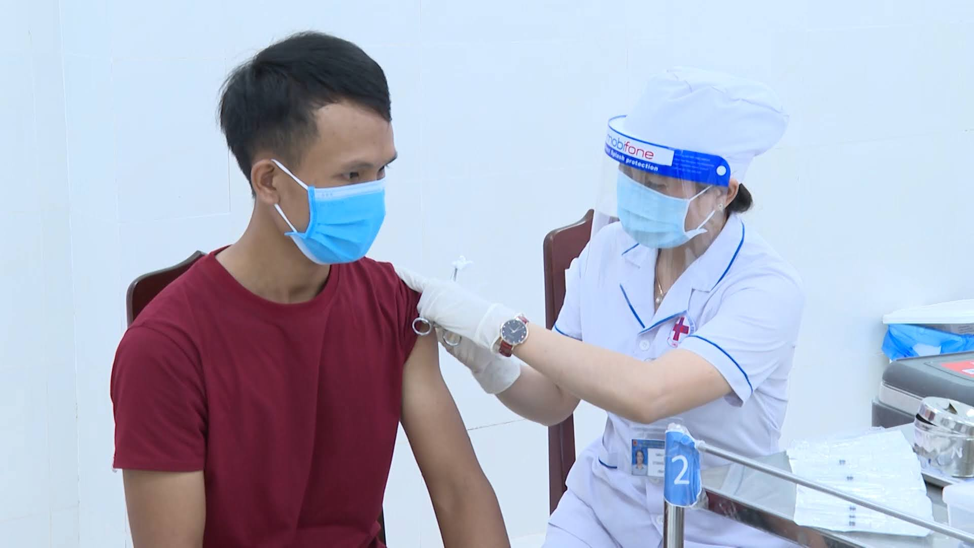 Sở Y tế Ninh Thuận triển khai kế hoạch tiêm vắc xin phòng Covid-19 đợt 7