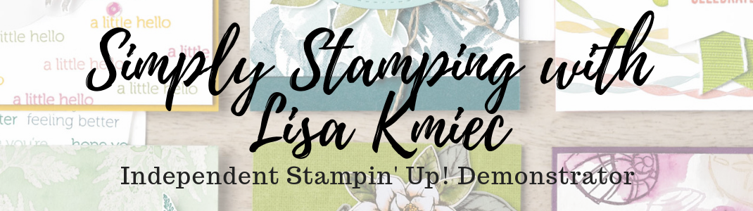 Simply Stamping with Lisa Kmiec