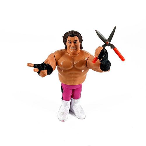 Figura Presing Catch WWF Brutus Beefcake 1990