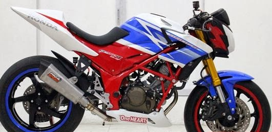 modifikasi motor cb150r
