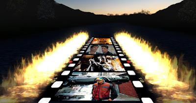 Zurück in die Zukunft 2 und Filme von 1989