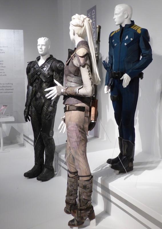 Star Trek Beyond Jaylah movie costume