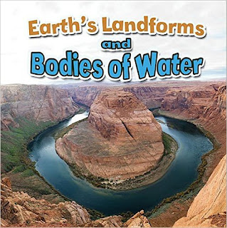 Earth's Landforms and Bodies of Water by Natalie Hyde