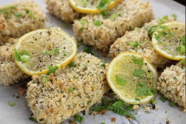Crispy Vegan Lemon Tofu Recipe