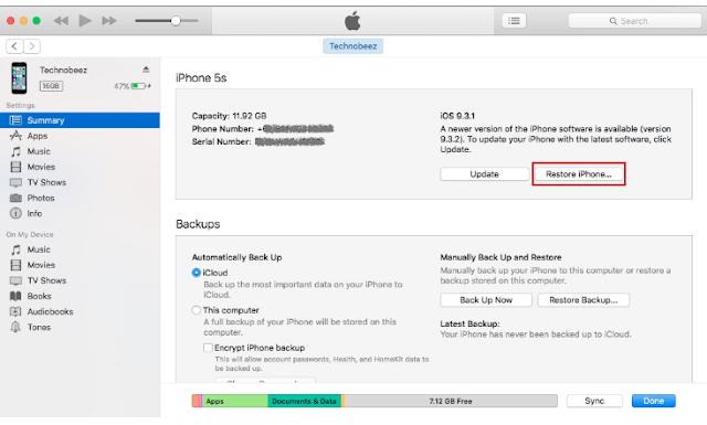 Cara Mengatasi/Memperbaiki IPhone Tidak Dapat Terhubung ke ITunes Store 10
