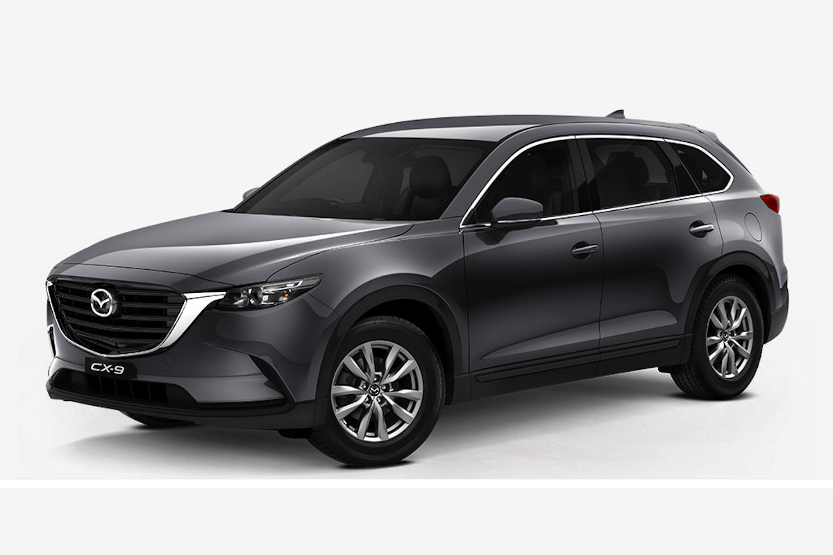 Mazda Philippines Launches Front Wheel Drive Cx 9
