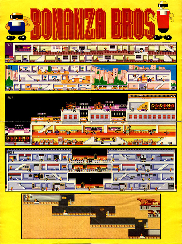 Poster 1 Revista Hobby Consolas Nº 12