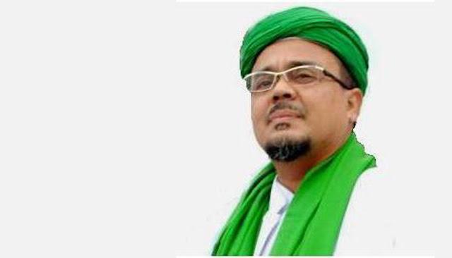 Habib Rizieq Ditetapkan Sebagai Tersangka
