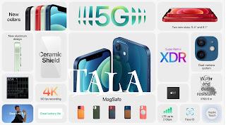 أعلنت Apple عن جهاز iPhone12