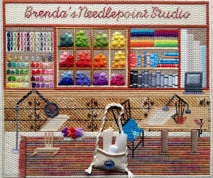 Brenda's Needlepoint Studio Blog