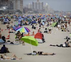 Nueva York se prepara ante la ola de calor más intensa de los últimos siete años