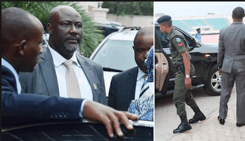 Dino Melaye Kidnapped By Gunmen On Abuja Road?