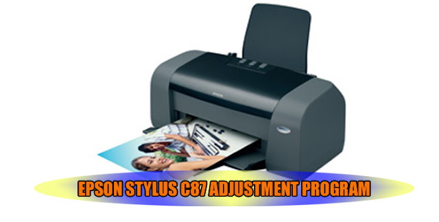 Epson Stylus C87 Printer Adjustment Program