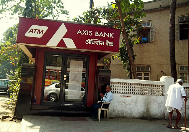 axis bank ATM