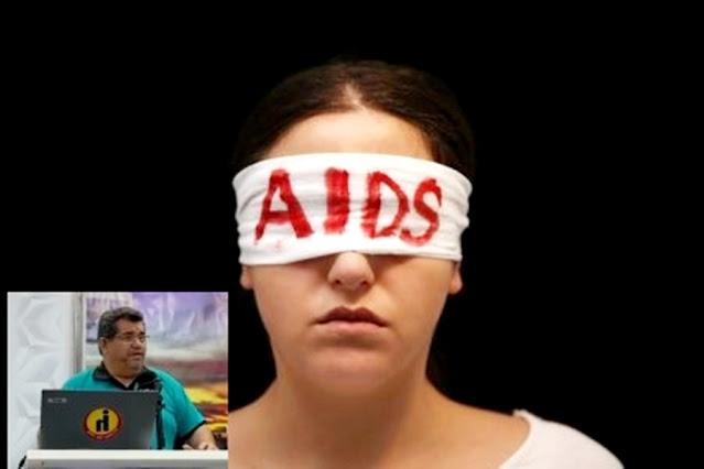 Jornalista afirma que influenciadora digital teria passado HIV para poderosos de RO